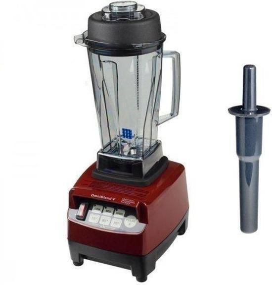 Omniblend Blenders TM-800 - Rood