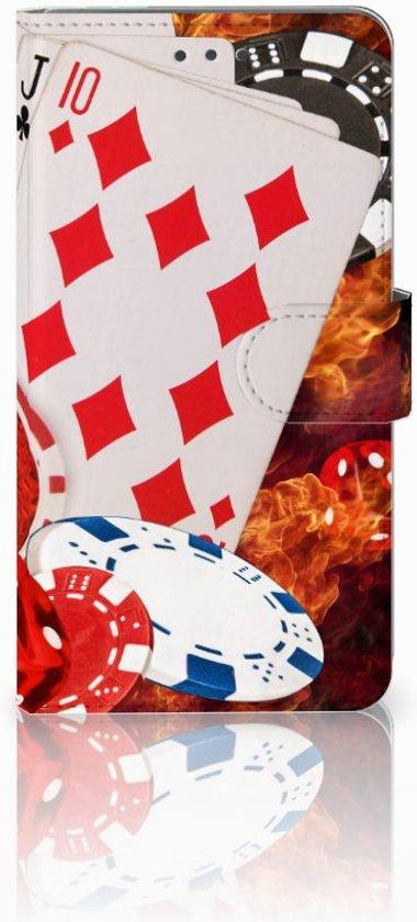 Huawei Honor 5X Uniek Boekhoesje Casino