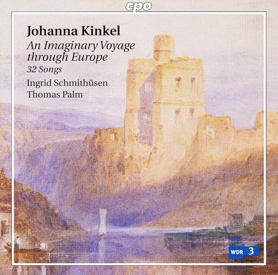 Imaginary Voyage Through Europe: 32