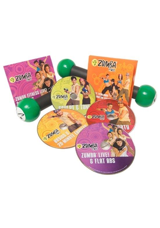 Cover van de film 'Zumba Fitness'
