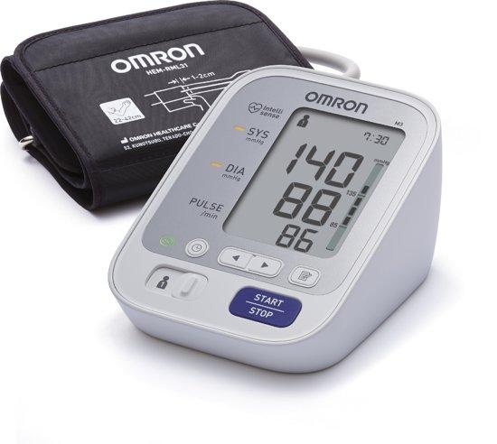 Omron M3 - Bloeddrukmeter