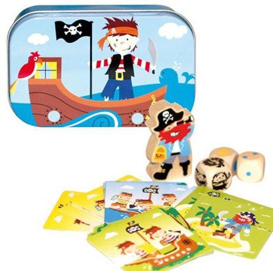 Afbeelding van het spel Simply For Kids - Piratenspel in blik