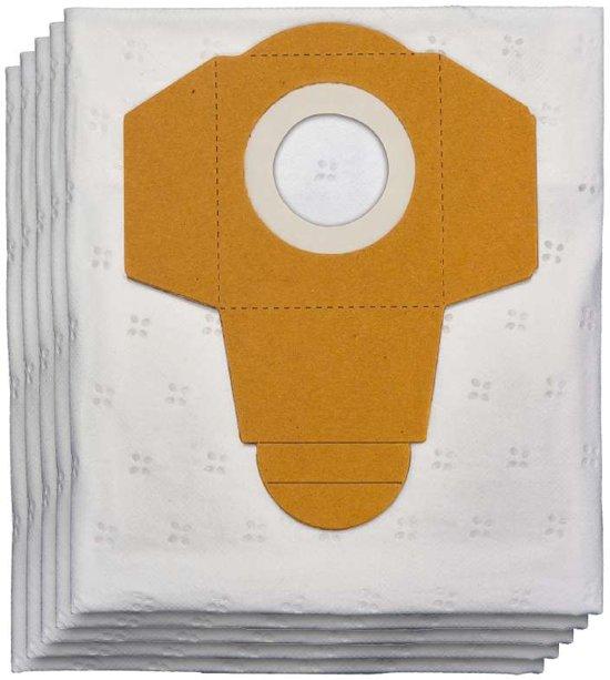 EINHELL Synthetische Stofzuigerzakken 40 L voor nat-/droogzuigers (5 stuks)