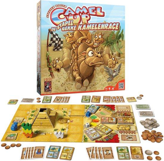 Camel Up Bordspel