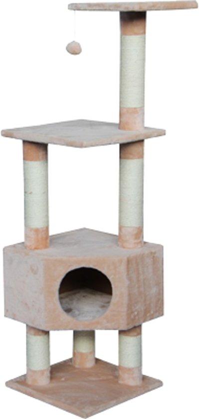J&v cat tree lancelot hoekkrabmeubel 40x40x130 cm