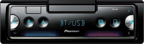 Pioneer SPH-10BT autoradio Zwart, Zilver 200 W Bluetooth