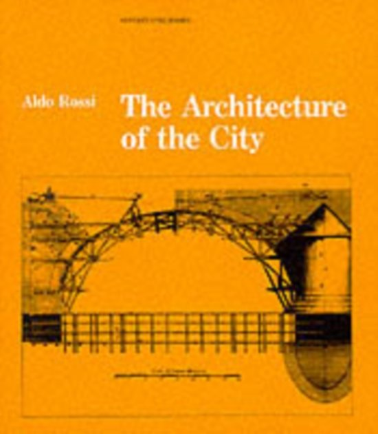 The Architecture of the City