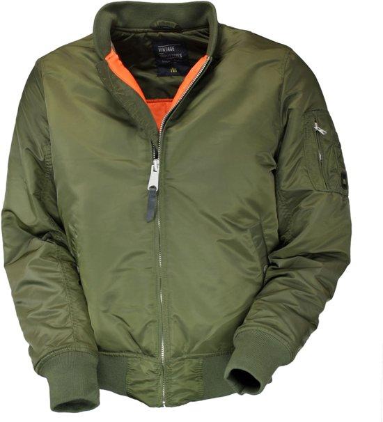 Bomber Ma Industries Westford Vintage Jack 1 Olive naCTxxBw