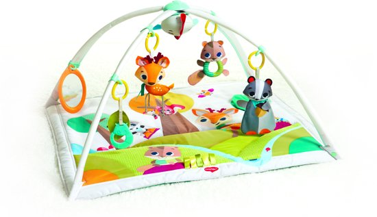 Afbeelding van Tiny Love Deluxe Gymini Into the forest 2-in-1 - Speelkleed speelgoed