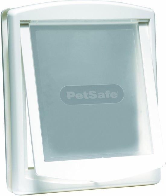 Petsafe 760 Hondenluik - Large - Wit/Transparant