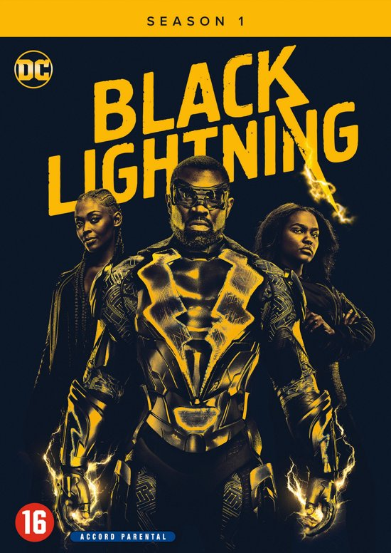Black Lightning - Seizoen 1