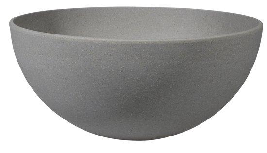 Zuperzozial Super Bowl Kom - Ø 24 cm - Stone Grey