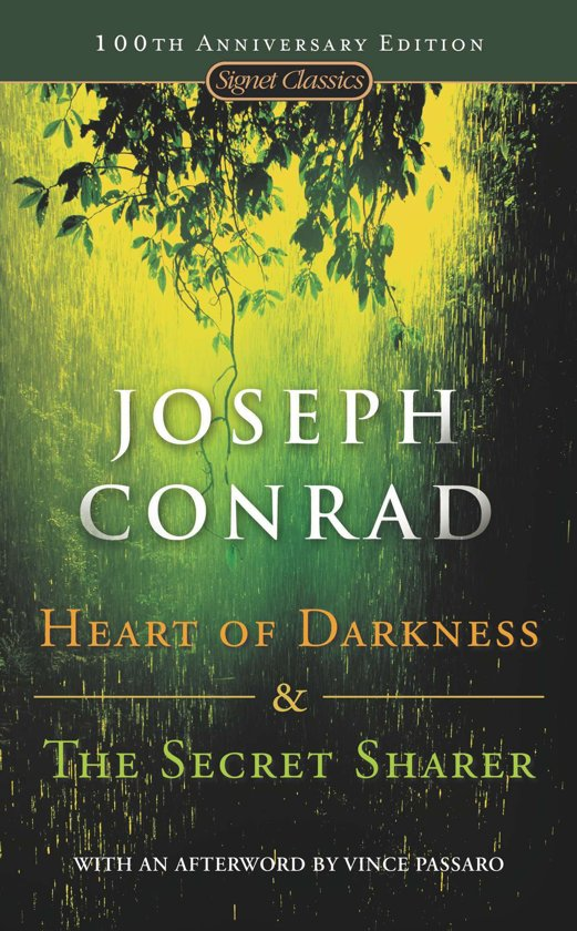 dark selves in the secret sharer and heart of darkness by joseph conrad
