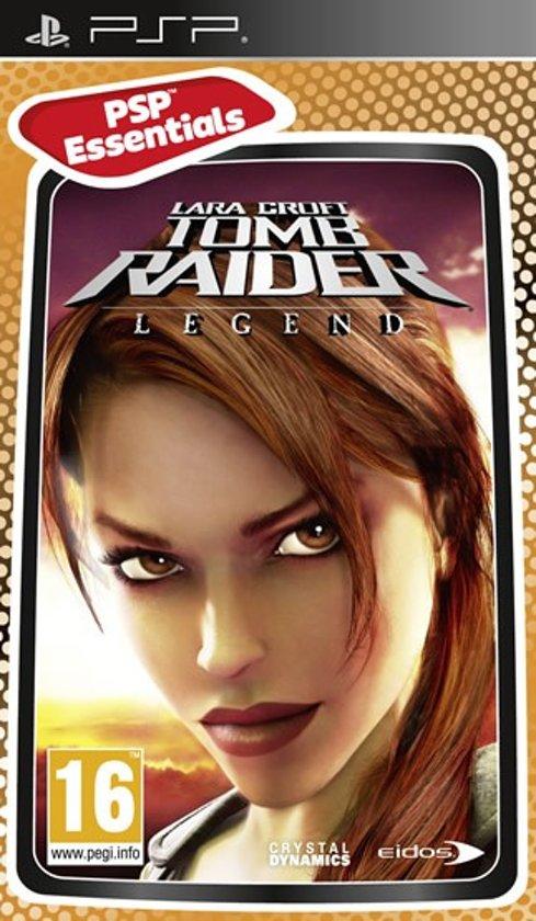 Tomb Raider: Legend (Essentials)