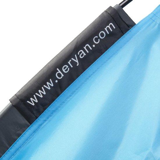 Deryan Bedtent - 150x70 - Blauw