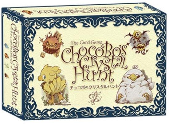 Afbeelding van het spel Final Fantasy Card Game Chocobo's Crystal Hunt