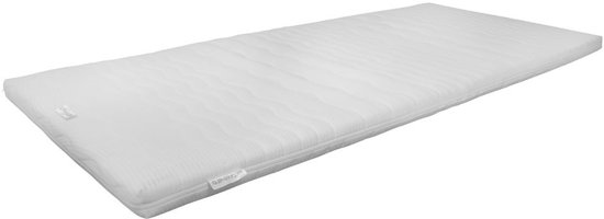 Bedworld Topper - Koudschuim HR45 - 90x200 - 7 cm matrasdikte Medium ligcomfort