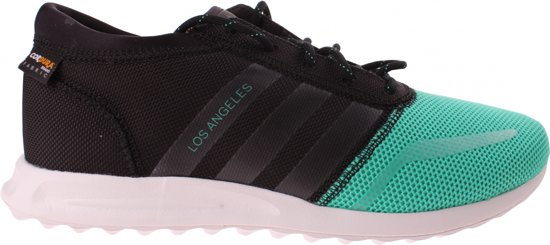 879187a040a bol.com | Adidas Sneakers Los Angeles Heren Zwart/groen Maat 38 2/3