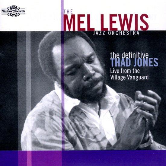 Jones: The Definitive - Live From Village Vanguard