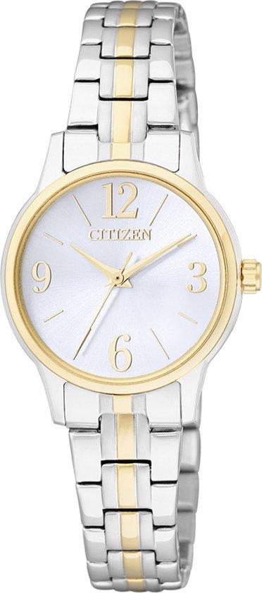 Citizen EX0294-58H - Horloge - 25 mm - Zilverkleurig