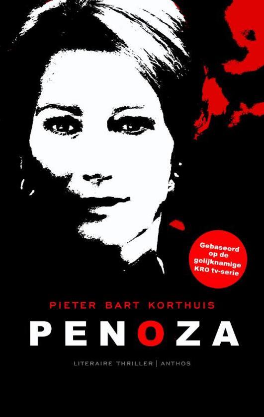 Boek cover Penoza van Pieter Bart Korthuis (Paperback)