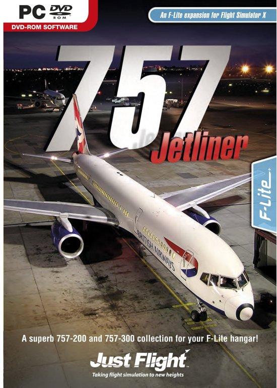 757 Jetliner (FS X Add-On) - Windows kopen