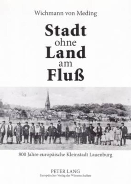 Stadt Ohne Land Am Flu