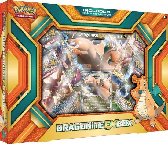 Afbeelding van het spel Pokemon kaarten TCG - Dragonite EX Box