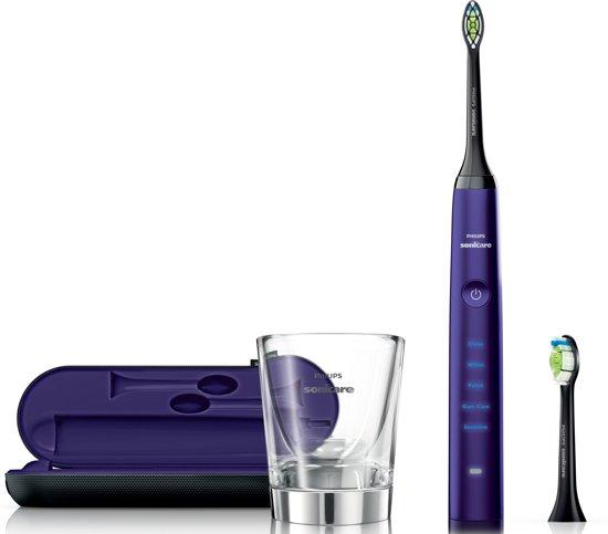 Philips Sonicare DiamondClean HX9372/04 - Elektrische tandenborstel - Paars