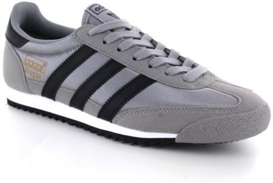 adidas dragon zwart heren
