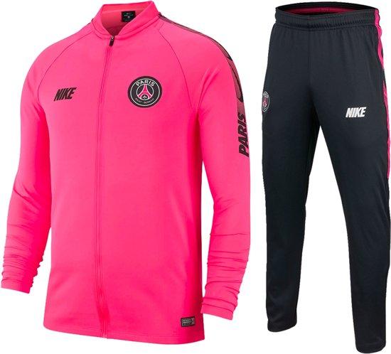 7bccce2a6064 Nike Dry PSG Trainingspak - Maat XL - Mannen - roze zwart