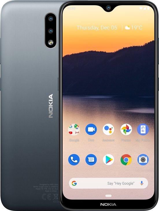 Afbeelding van Nokia 2.3 - 32GB - Grijs
