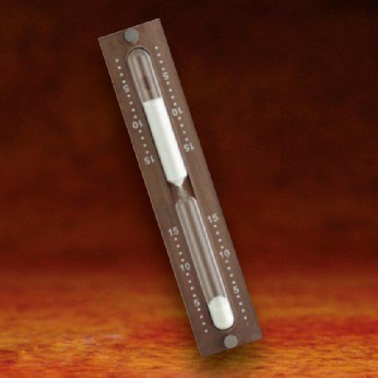 Zandloper de Luxe (thermo)