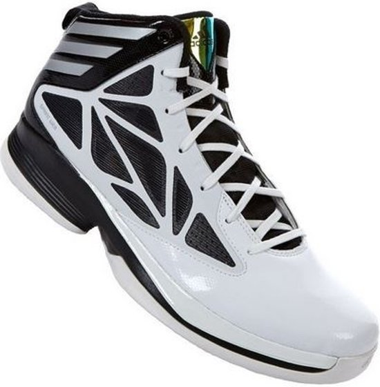 super popular c6773 55c06 adidas Crazy Fast - Basketbalschoenen - Mannen - Maat 54 23 - Wit