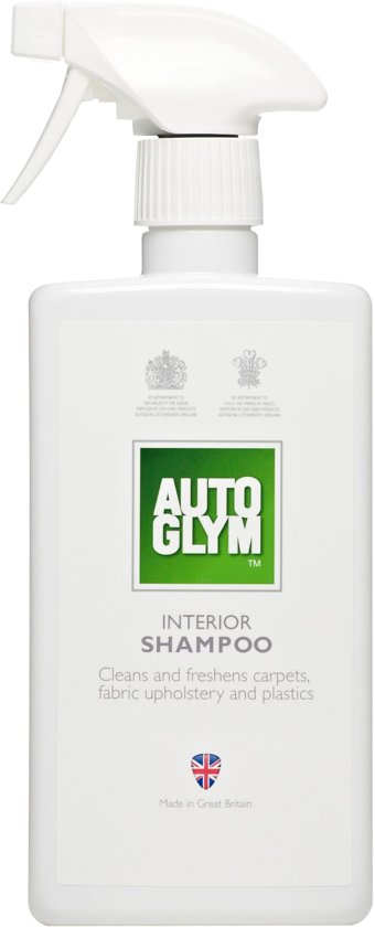 Autoglym Interior Shampoo - 500ML