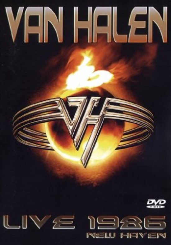 Van Halen - Live 1986 New Haven