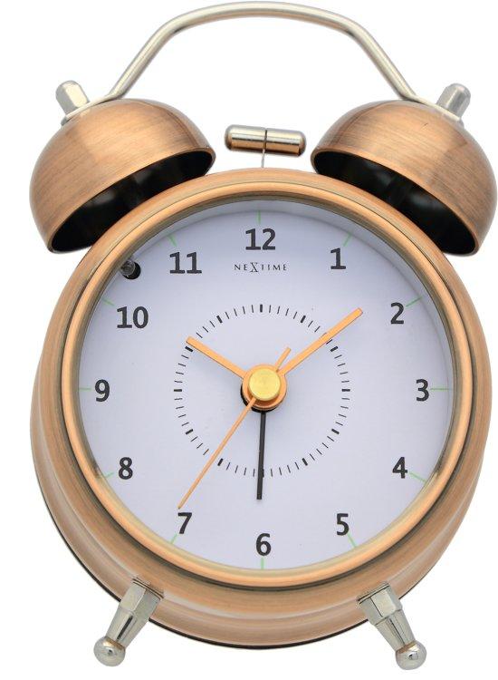 NeXtime Wake Up Wekker à 8,7 cm