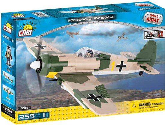 Cobi - Small Army WW2 - Focke-Wulf FW-190A-4 (5514)