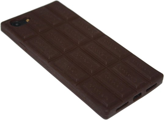 Chocolade hoesje iPhone 8 / 7