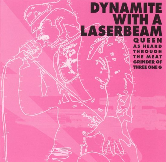 Dynamite With A Laser Beam...