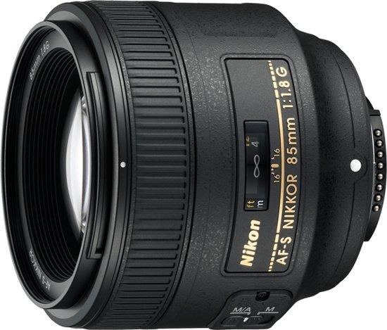 Nikon AF-S 85mm f/1.8G NIKKOR