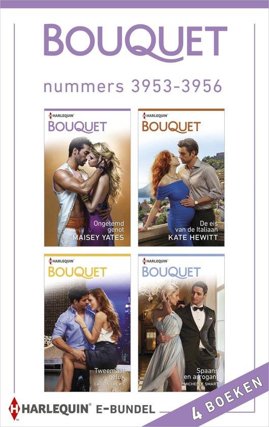 Bouquet e-bundel nummers 3953 - 3956