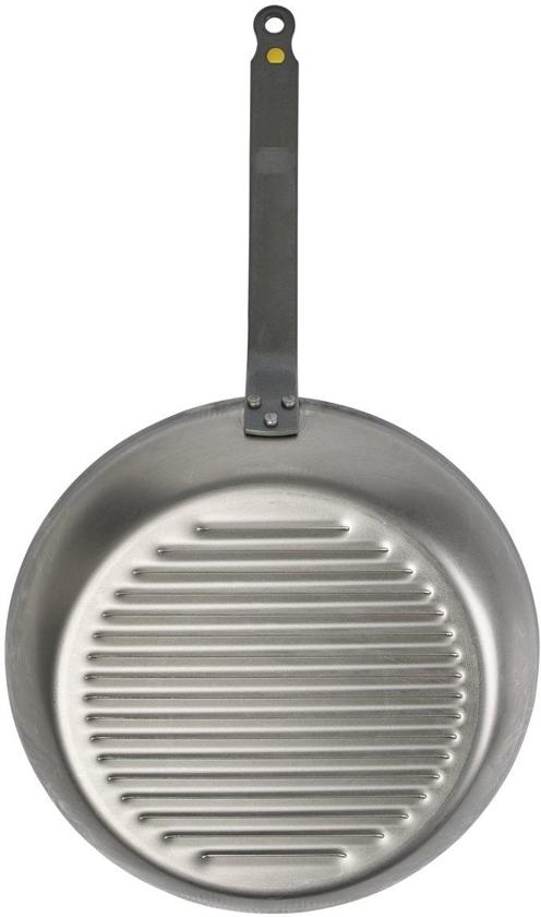 De Buyer Mineral B Element Grillpan à 32 cm