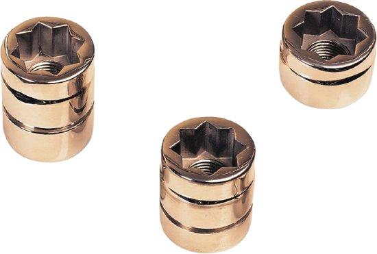 Whitlock Quick release moeren / Mini/Maxi/Y-spoke/Tri spoke en carbon stuurwielen