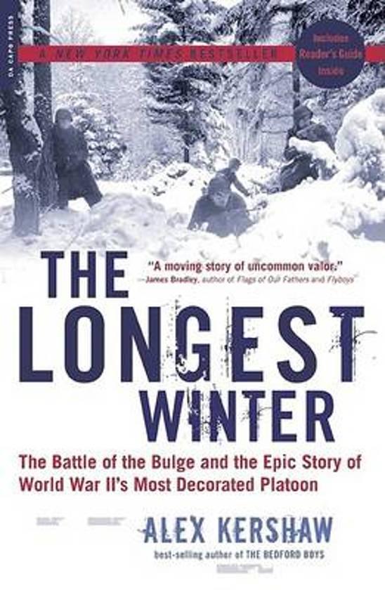 Boek cover The Longest Winter van Alex Kershaw (Paperback)