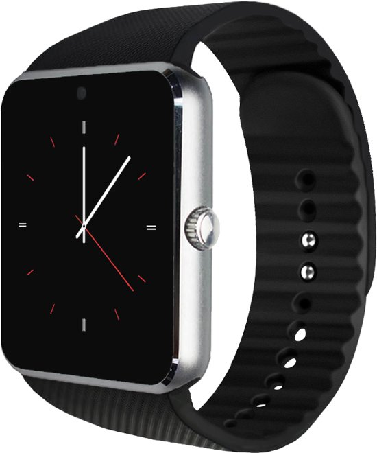 DexWatch Smart Watch - Android - Zwart/Zilver