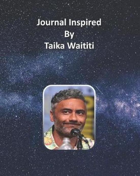 Afbeelding van Journal Inspired by Taika Waititi