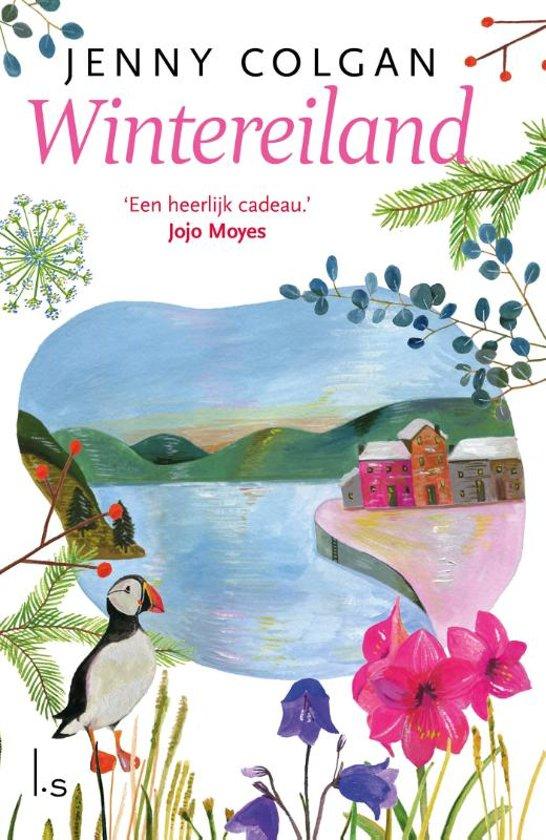 Boek cover Café Zon & Zee - Wintereiland van Jenny Colgan (Paperback)