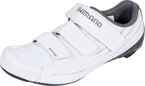 Shimano SH-RP2W schoenen wit Maat 48