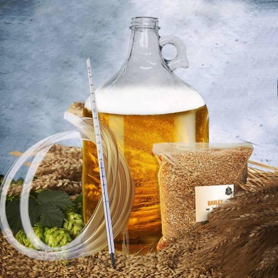 The Brewing Dutchman - Bierbrouw Pakket - Beyond Blond - inclusief NL handleiding